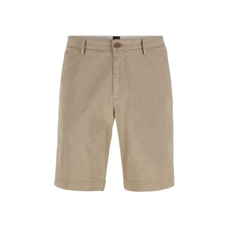 BOSS Slice-Shorts - Open Beige