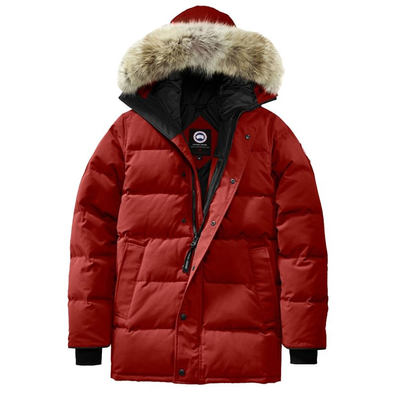 Canada Goose Carson Parka - Red Maple