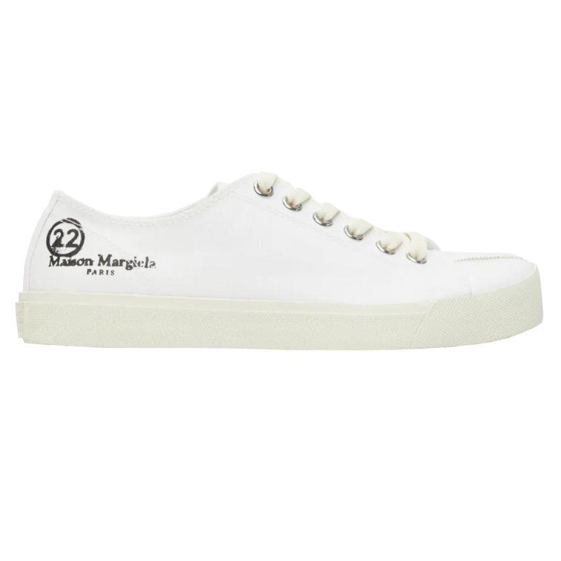 Maison Margiela Sneakers Low Top Tabi - White