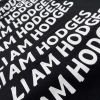 Liam Hodges T-Shirt Black Supply Artwork